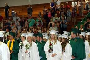 Laker's Class of 2017 graduated on Sunday.