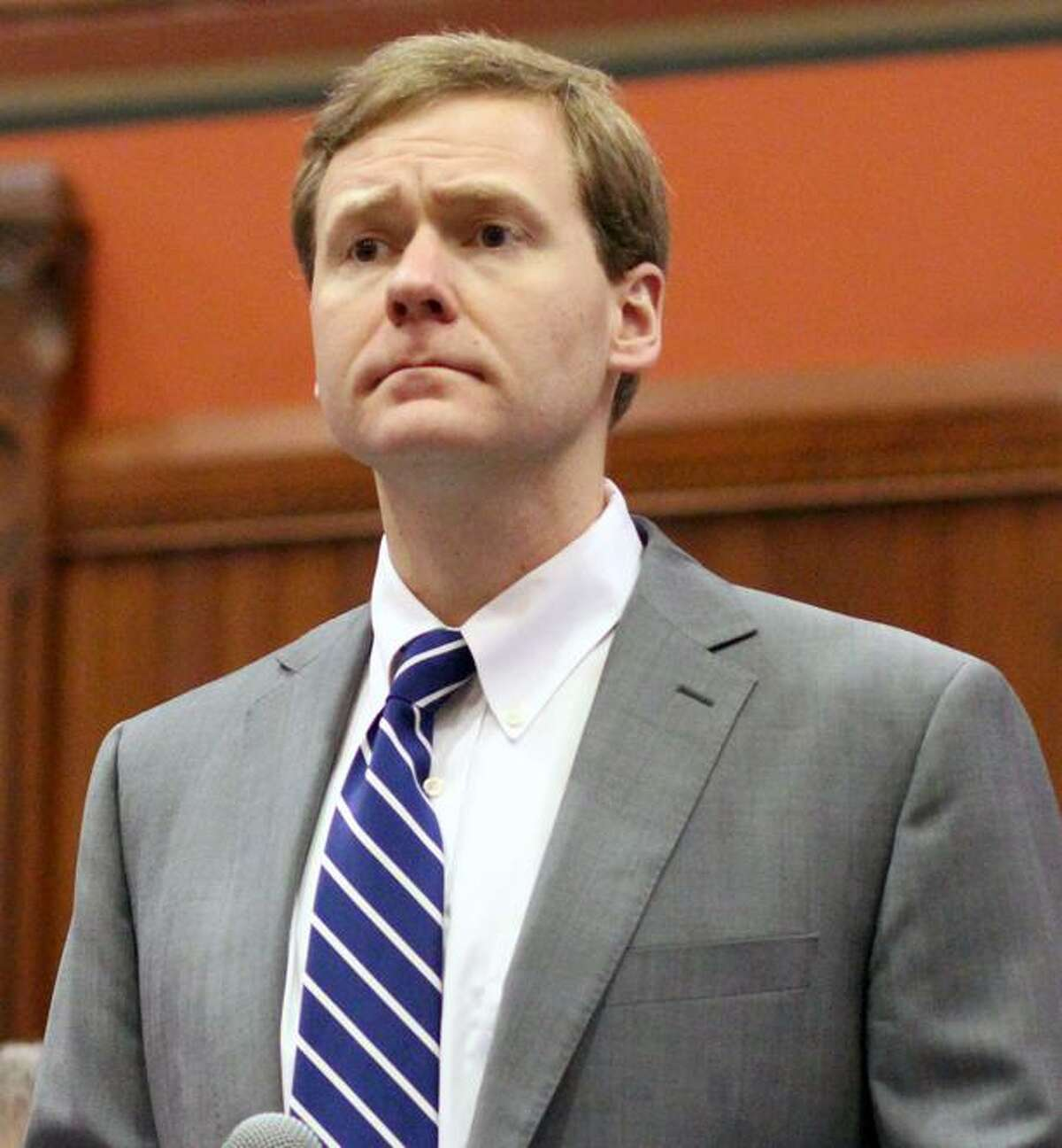 House Majority Leader Matt Ritter, D-Hartford, said Monday that he expects lawsuits to result from any casino expansion that might be approved by the General Assembly.