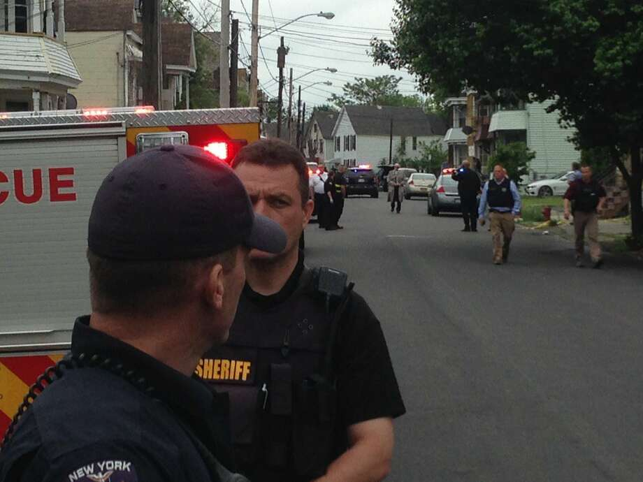 Police shooting in Schenectady captured on Facebook Live Photo: Paul Nelson