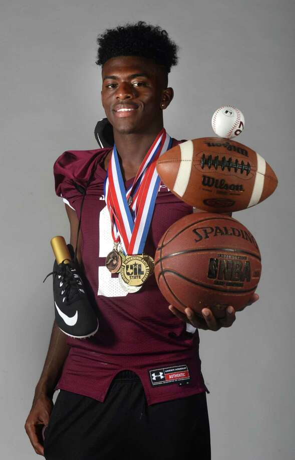 Willie Jones is one of several area athletes who competes in more than one sport. Jones runs track and plays football, baseball and basketball for the Silsbee Tigers. Photo taken Friday, June 02, 2017 Guiseppe Barranco/The Enterprise Photo: Guiseppe Barranco, Photo Editor