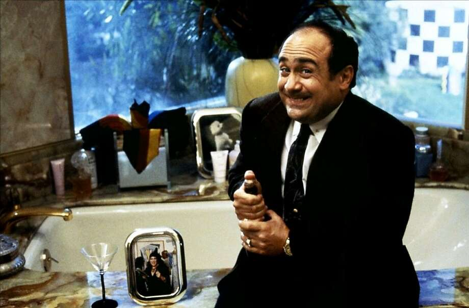 """Danny DeVito stars in the edgy 1986 comedy """"Ruthless People."""" Photo: Touchstone Pictures, 1986"""