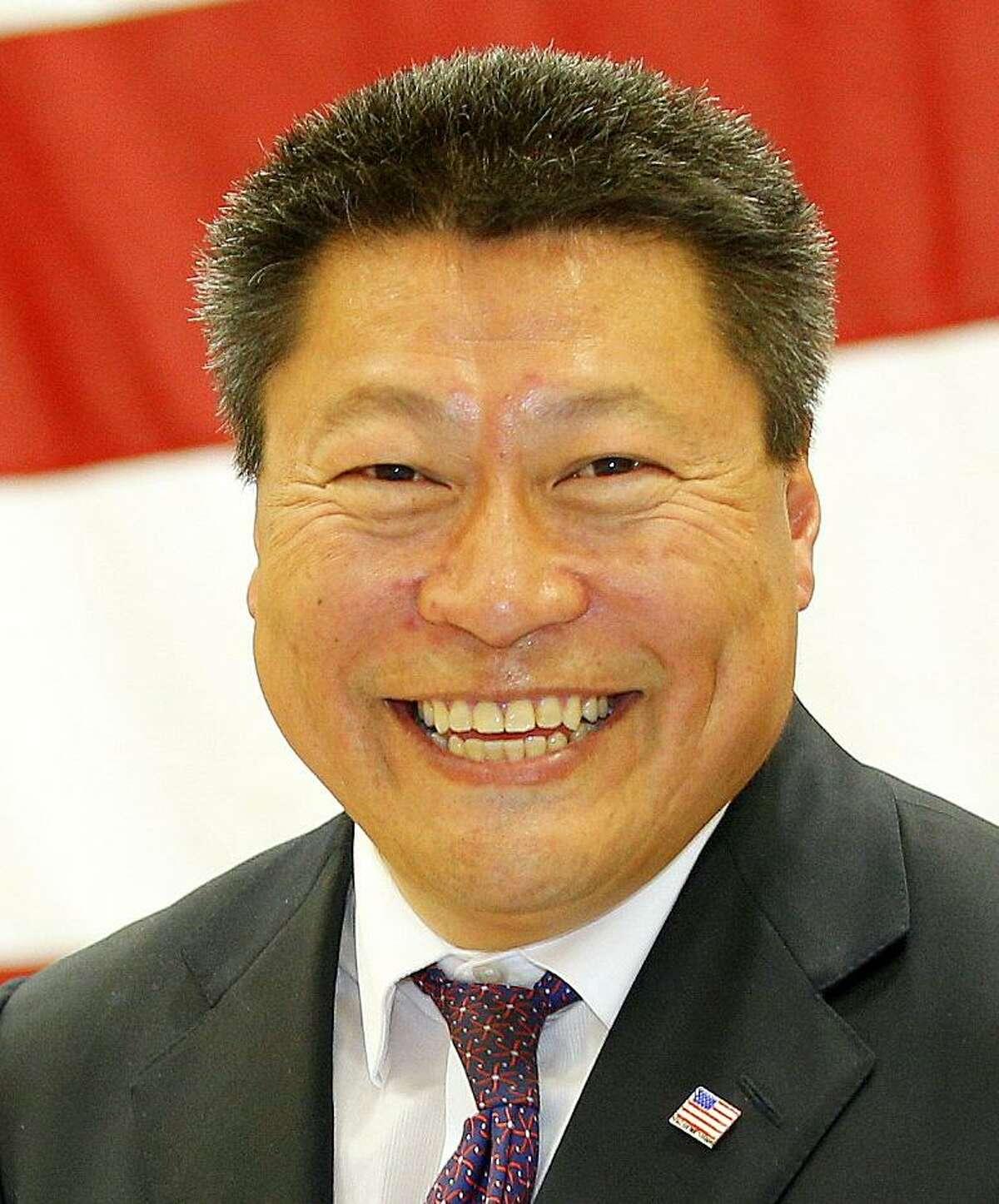 State Sen. Tony Hwang, R-Fairfield