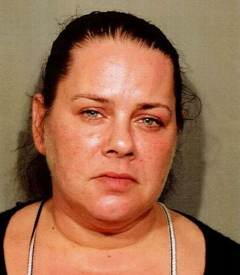 Vanessa Martin, 43, of New Canaan, CT was charged with failure to appear on June 3, 2017. Photo: Contributed Photo / Contributed Photo / New Canaan News contributed