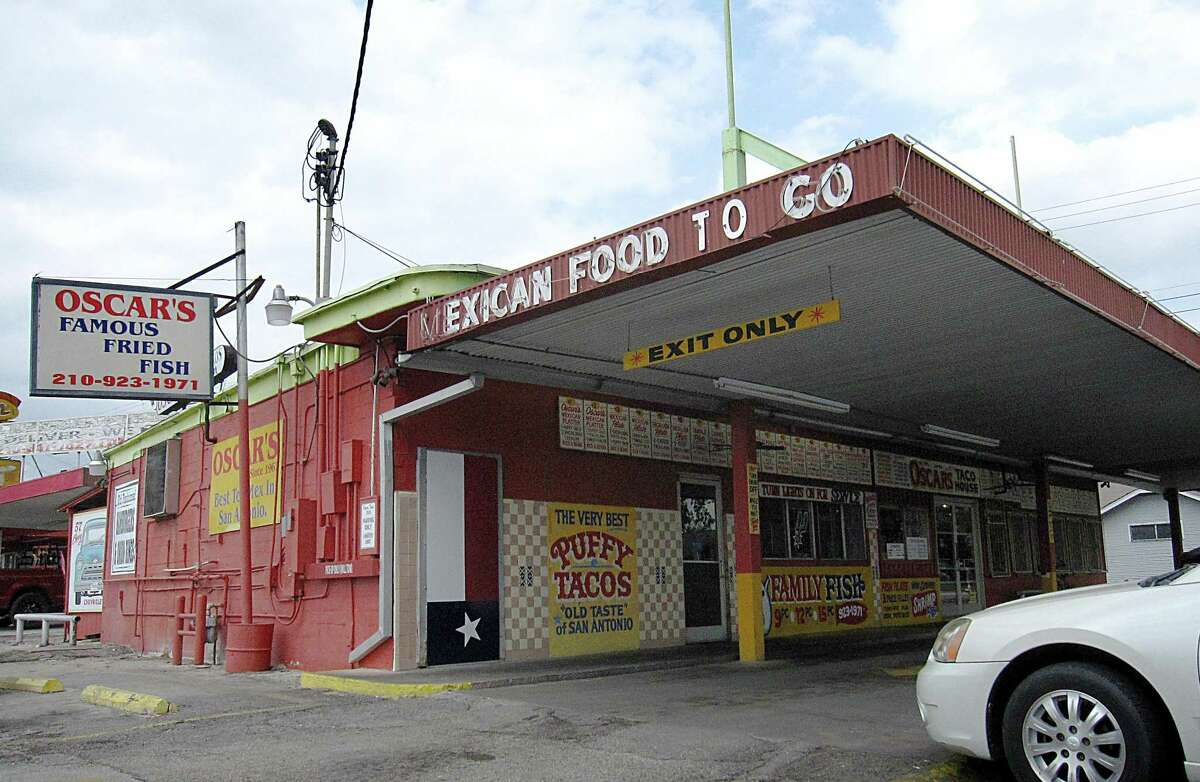 Oscar's Taco House on Barrett Place.