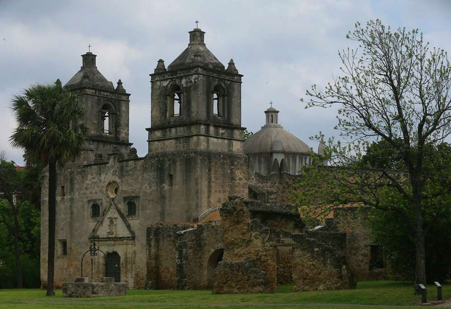 A local developer is again asking the city for permission to break height limits around the Mission Concepción World Heritage site. Photo: John Davenport /San Antonio Express-News / ©San Antonio Express-News/John Davenport