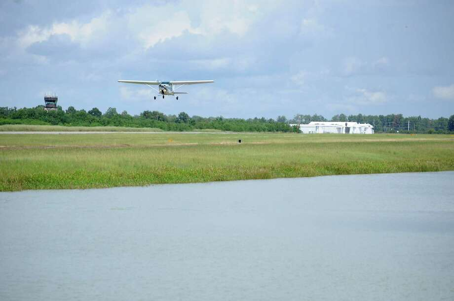 Regional airports expressed concern that President Donald Trump's proposal to privatize the country's air-traffic control system could give big airlines too much power. Above, a small plane takes off near the sea lane at Wayne Hooks Airport in 2015. Photo: Dave Rossman, Freelance / Freelalnce