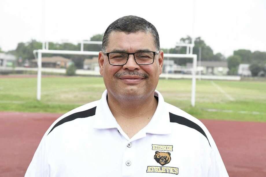 Jesse Monreal was recently named head football coach at Edison. Photo: Courtesy Photo