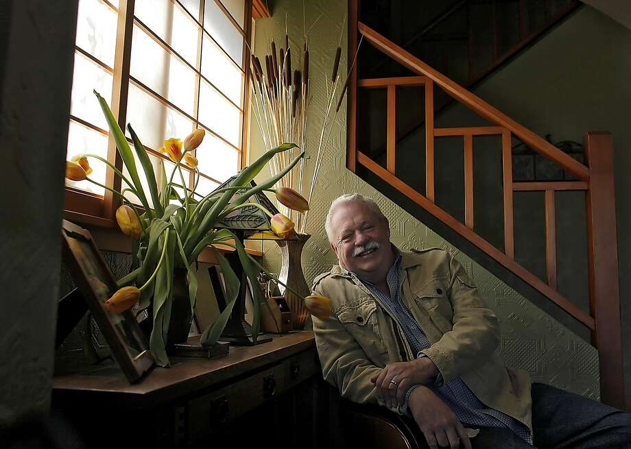 Armistead Maupin in 2011 Photo: Lacy Atkins, The Chronicle