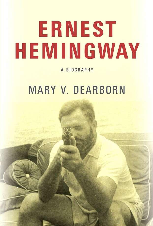 """Ernest Hemingway"" Photo: Knopf"