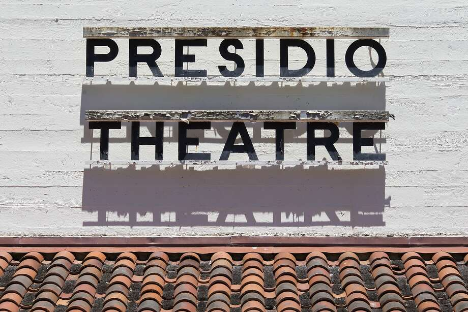 The Presidio Theatre in San Francisco's former military grounds. Photo: Beck Diefenbach, Special To The Chronicle