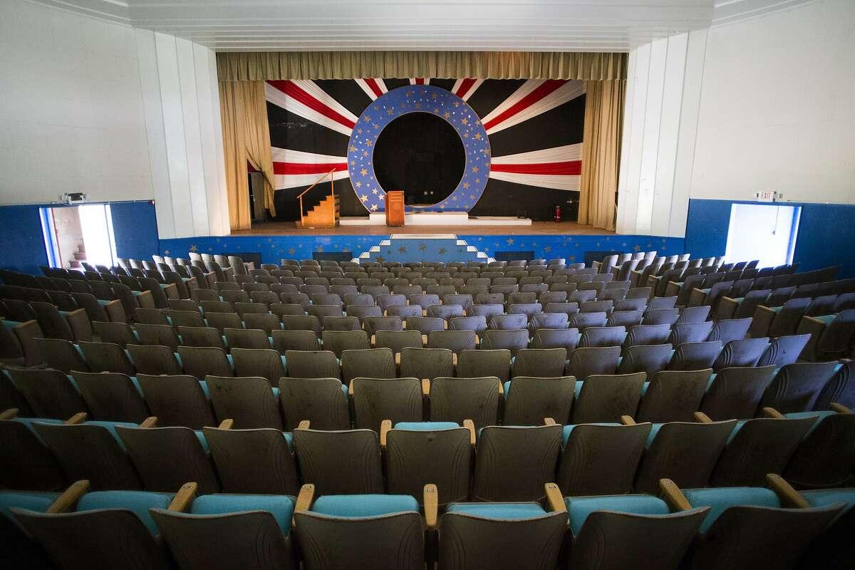 The Presidio Theater on Friday, June 2, 2017 in the Presidio in San Francisco, Calif.