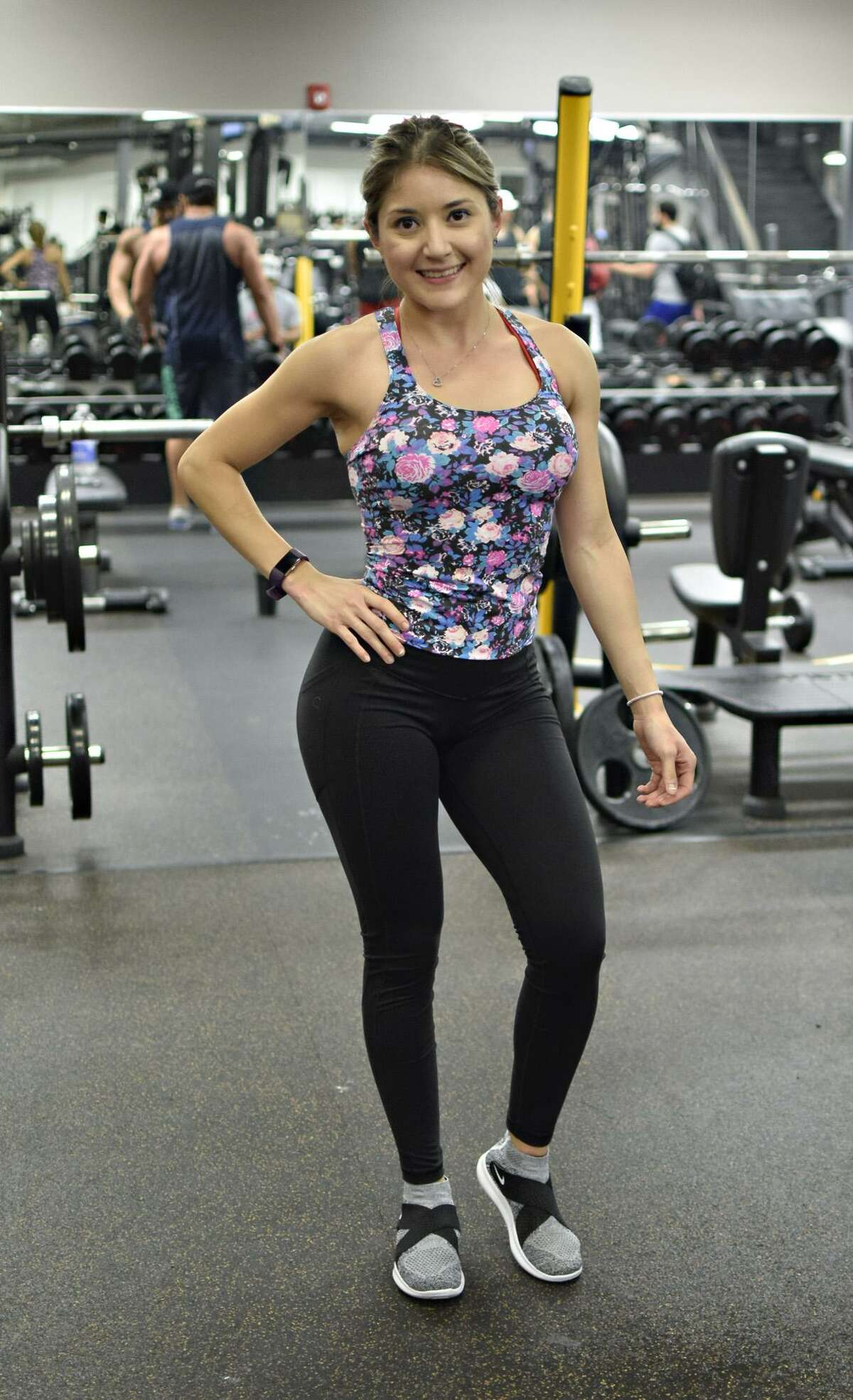 Vanessa Gamez is preparing for her third competition heading to the NPC Battle on the Bay July 8.