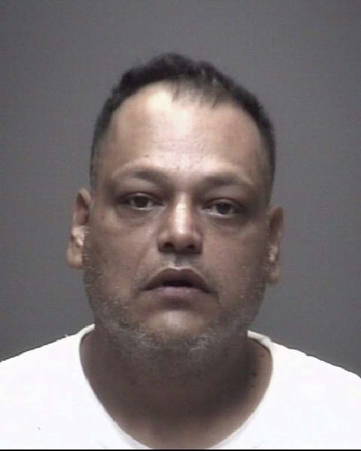 Alejandro Cruz, 45, is charged with drug possession in Galveston County and has warrants out of Harris County. He is being held in the Galveston County Jail on a bond of $1.521 million.