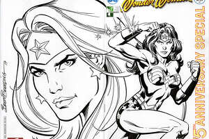 """created for DC Entertainment's """"Wonder Woman 100 Project."""""""