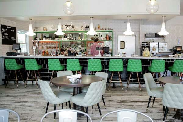 The interior of Liberty Kitchen Garden Oaks on Monday, June 5, 2017, in Houston. The restaurant has updated its menu and added a beer garden.