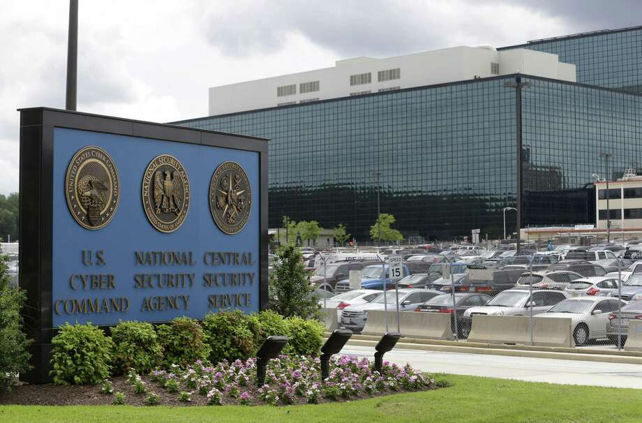 FILE - In this June 6, 2013 file photo, the National Security Agency (NSA) campus in Fort Meade, Md. Russian hackers attacked at least one U.S. voting software supplier days before the 2016 presidential election, according to a classified NSA report leaked Monday, June 5, 2017, that suggests election-related hacking penetrated further into U.S. voting systems than previously known. The report, which was published online by The Intercept, does not say whether the hacking had any effect on election results. (AP Photo/Patrick Semansky, File) Photo: Patrick Semansky, STF / Associated Press / Copyright 2016 The Associated Press. All rights reserved.