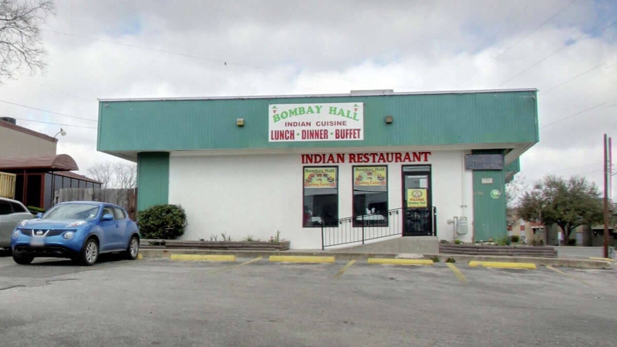 2. Bombay Hall Indian Cuisine,8783 Wurzbach Road