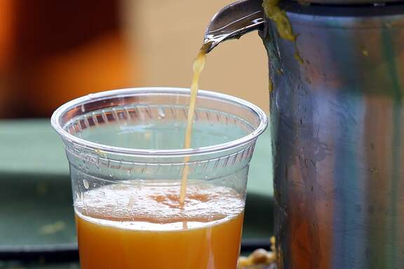 The American Academy of Pediatrics recently unveiled new guidelines on how much orange, apple and other kinds of juice children should drink.