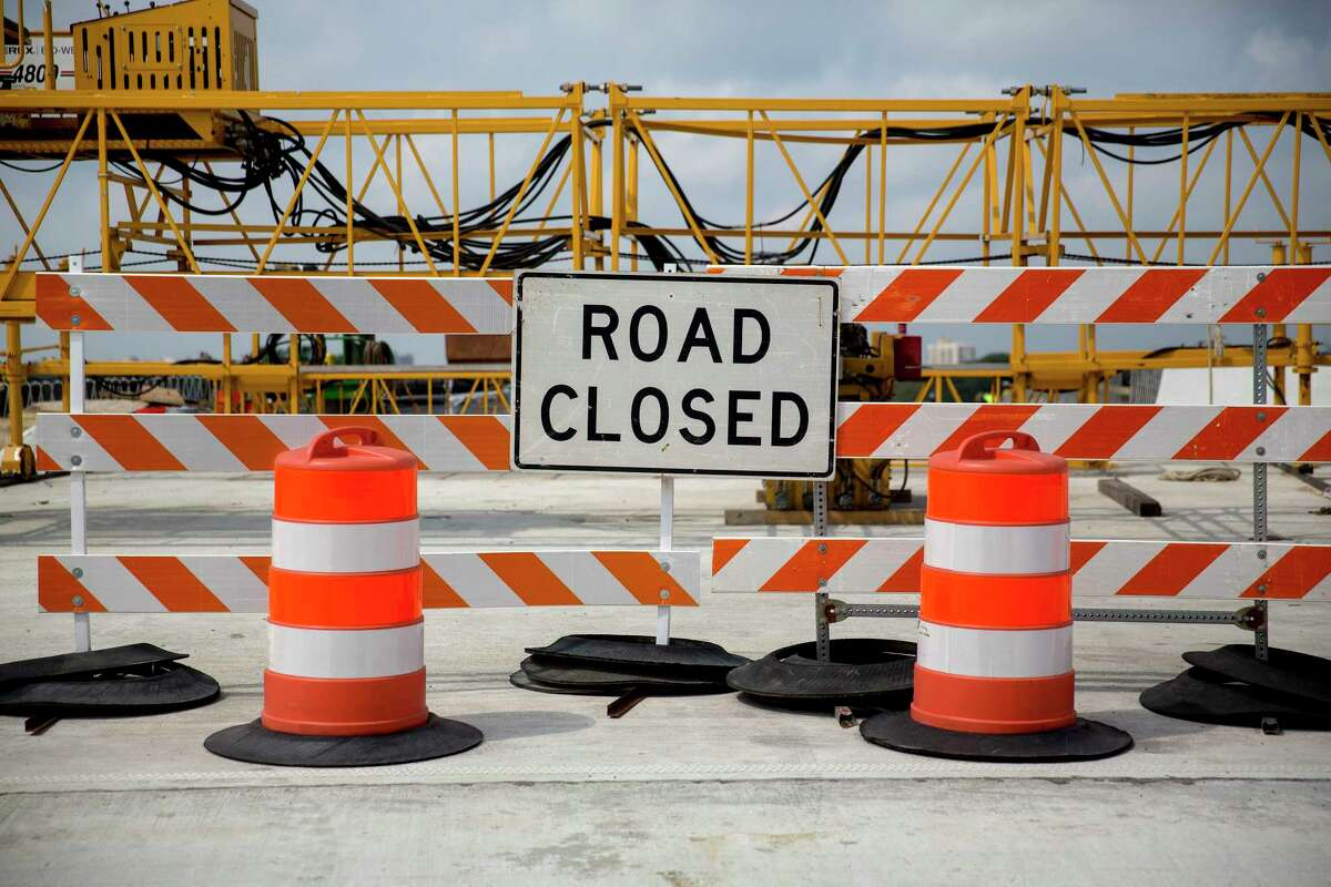 A rundown of road closures starting the weekend of July 7.