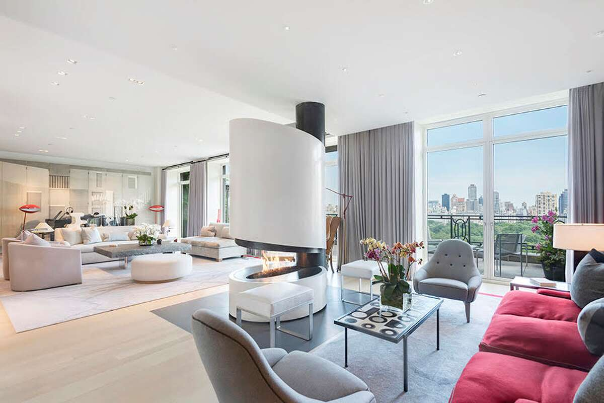 Sting's Central Park penthouse is on the market for $56M. toptenrealestatedeals.com