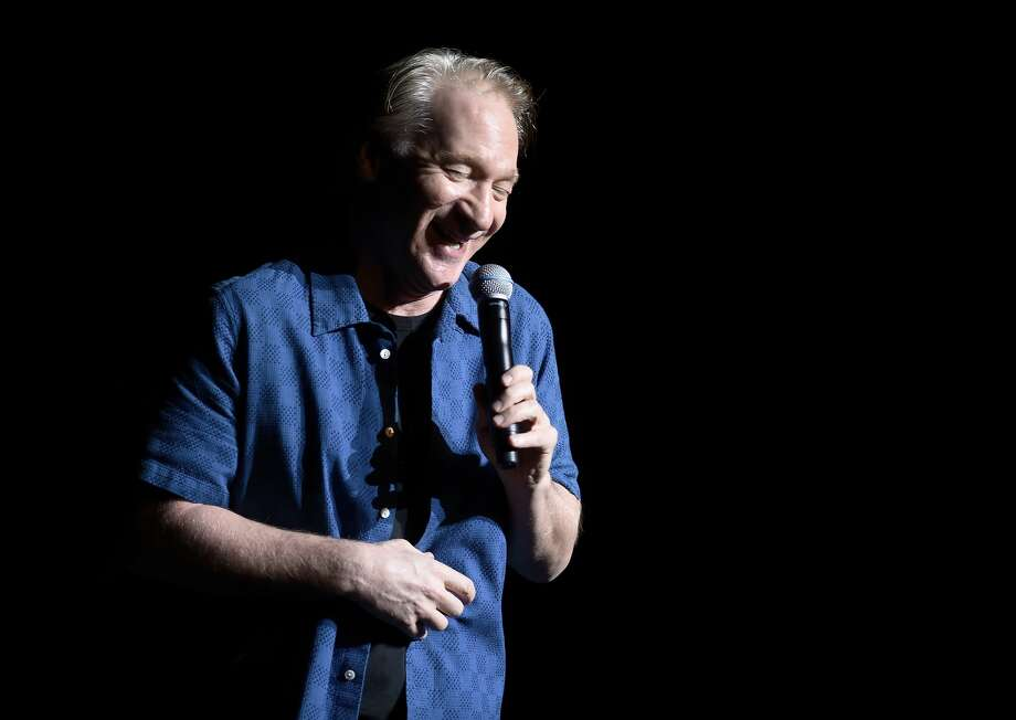 """Bill Maher's comment on HBO's """"Real Time"""" about being a """"house n—"""" has met serious backlash. Some have called for him to be fired. Photo: Nicholas Hunt / Getty Images"""