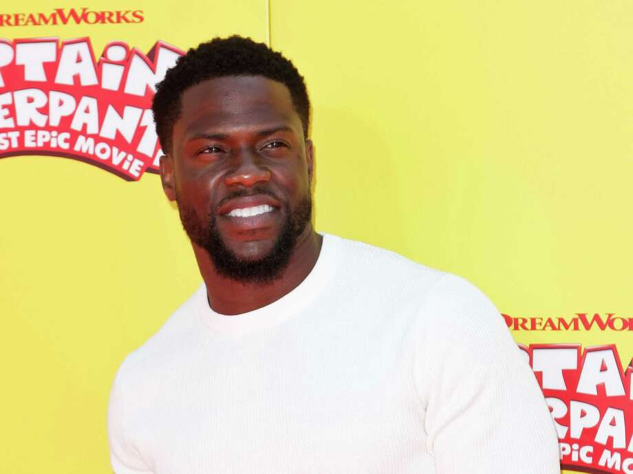 Kevin Hart has pledged to donate $25,000 to the American Red Cross for Houston flood victims, and he's challenged other celebrities to do the same. Photo: TIBRINA HOBSON, Stringer / AFP or licensors
