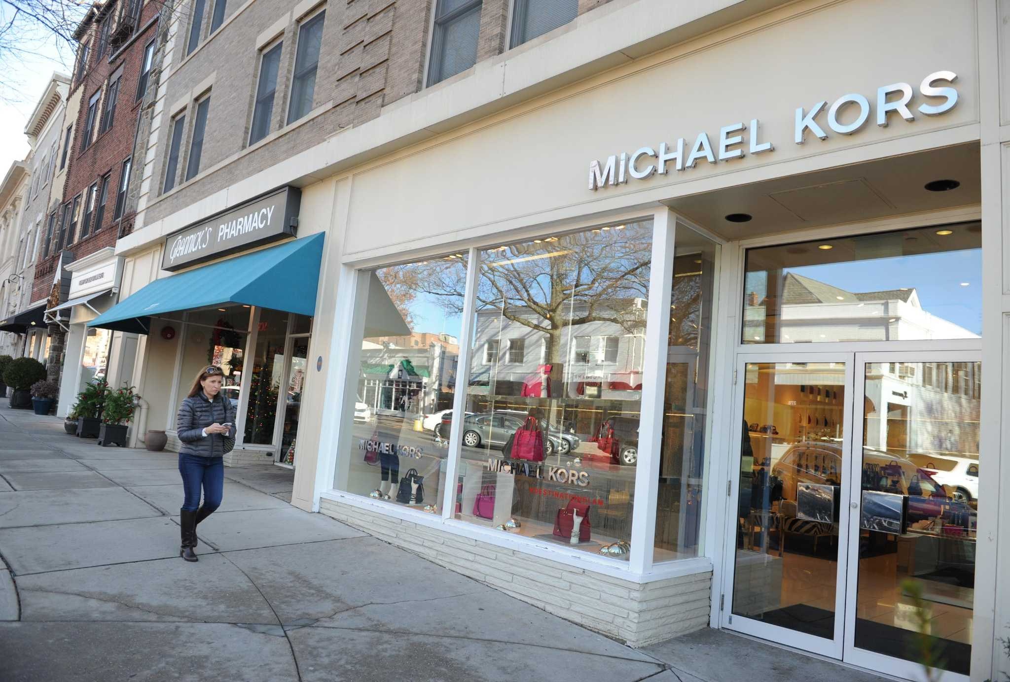 for rent michael kors greenwich avenue space greenwichtime