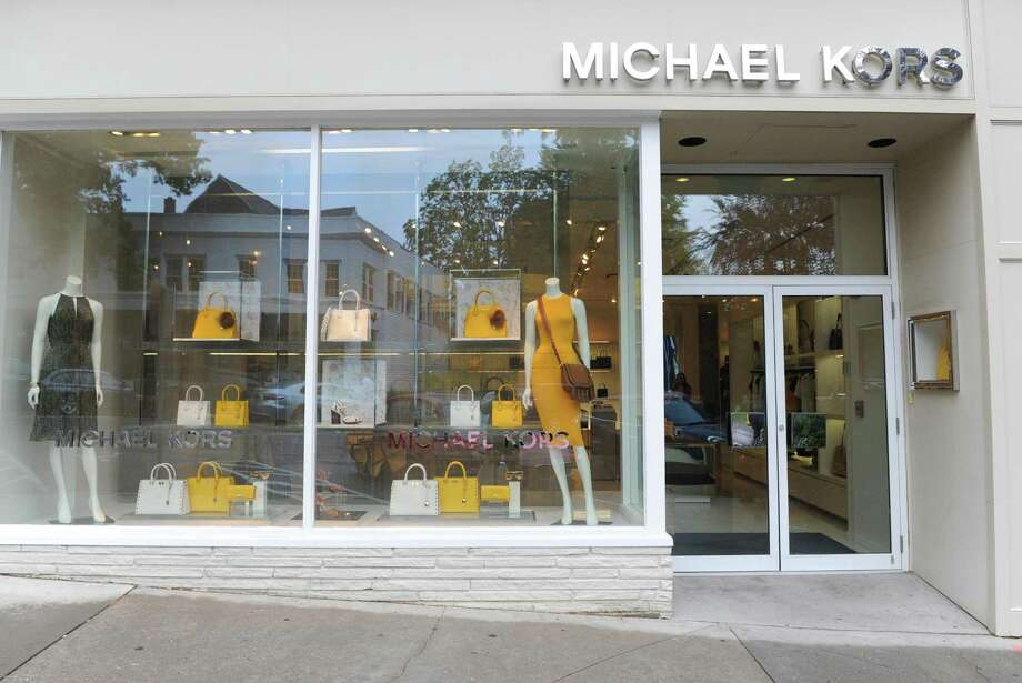 Michael Kors on Greenwich Avenue in Greenwich, Conn., photographed on Tuesday, June 6, 2017. The store will not renew its lease, which ends it September, and the space is listed for rent. Photo: Tyler Sizemore / Hearst Connecticut Media / Greenwich Time