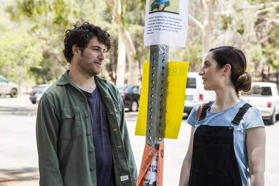 "Adam Pally and Zoe Lister-Jones in ""Band Aid."" Photo: IFC Films"