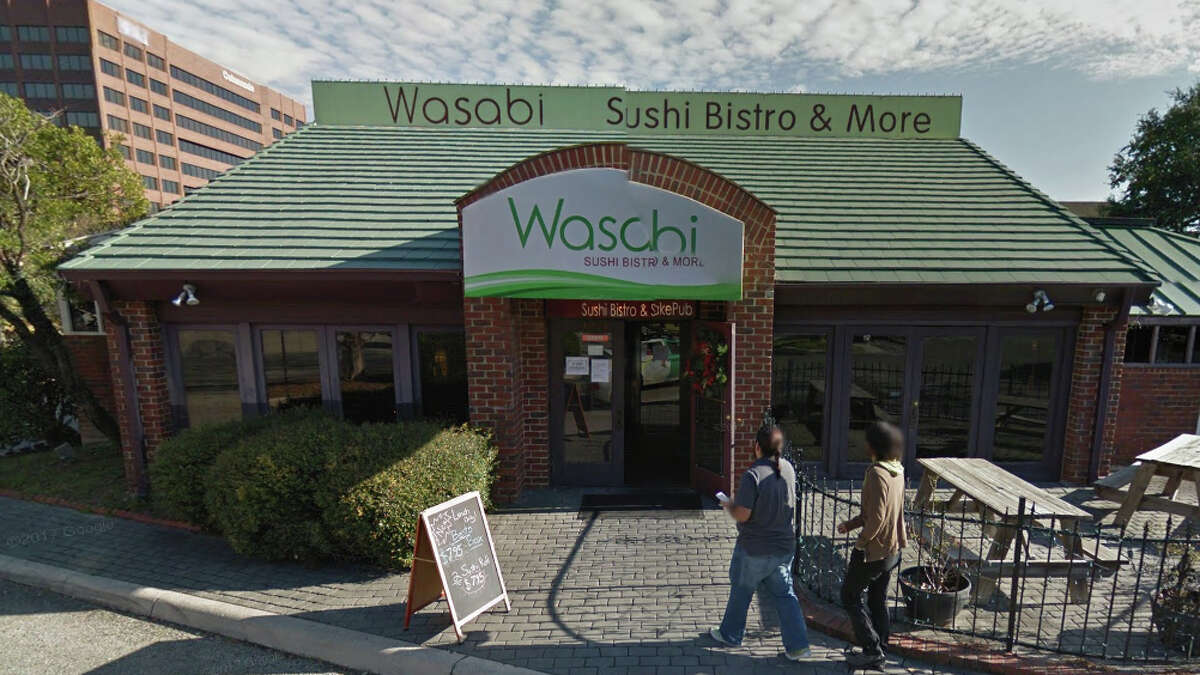 Wasabi: 9921 IH 10 W., San Antonio, TX 78230 Date: 01/09/2018 Score: 76 Highlights: Food not held at correct temperature (soup); food not protected from cross-contamination (raw beef, portioned salads; open bags of rice, seasoning, spices, flour, etc.); food-contact surfaces must be clean to sight/touch (mildew buildup seen on undercarriage of ice machine); no Certified Food Manager present at time of inspection; handwashing sink must be accessible at all times; walls, floors, ceilings must be smooth, easily cleanable, in good repair, nonabsorbent