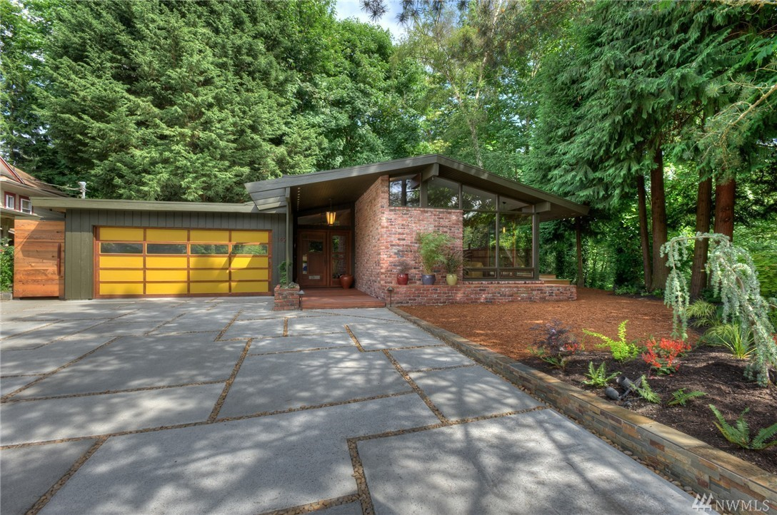 Updating The Shed: What's Up With All The Modern Homes In Seattle