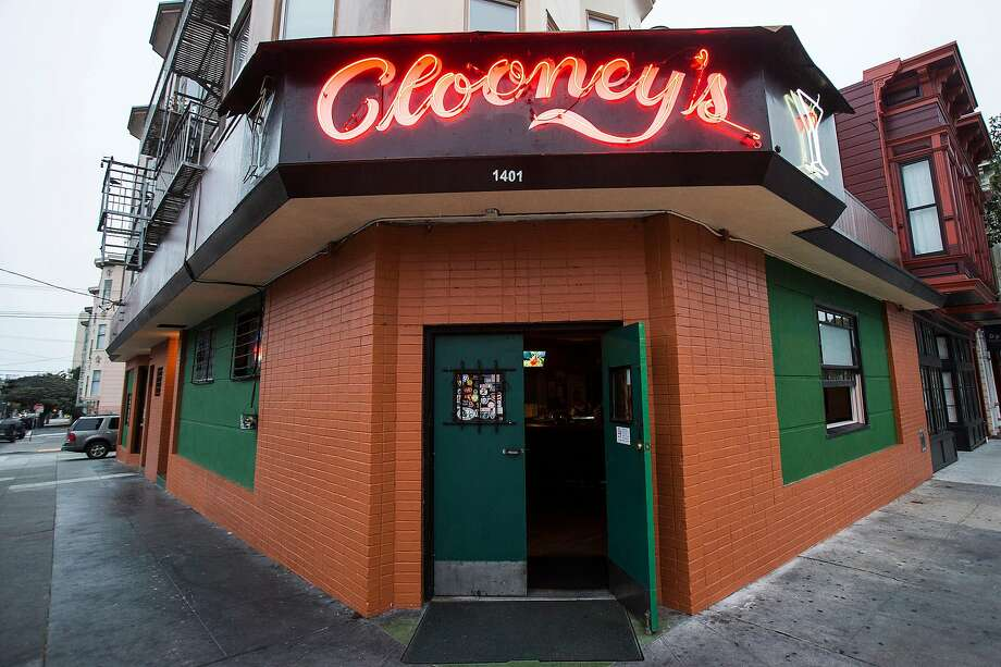 An exterior view of the Clooney's Pub in San Francisco, Calif. on Friday, Sept. 5, 2014. Photo: Stephen Lam, Special To The Chronicle