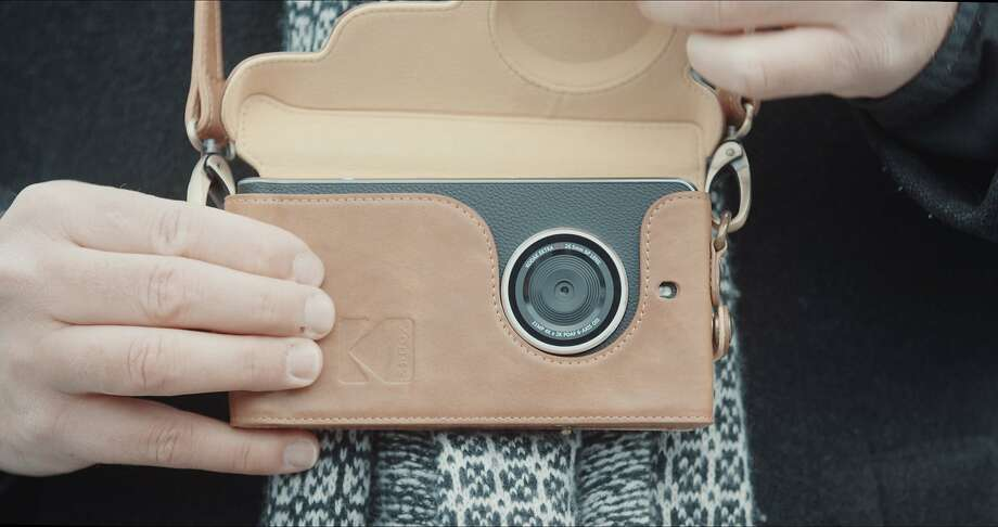 The new Kodak EKTRA, the first-ever smartphone from the iconic film company, aims to be the most photo-friendly on the market with a 13 megapixel front-facing camera, a rear-facing camera with the ability to capture 4K video and plenty of pre-loaded editing features. Its retro camera design is photo-worthy in itself and is Style's tech gadget of the summer ($399.99, www.kodakphones.com) Photo: Courtesy Of Kodak