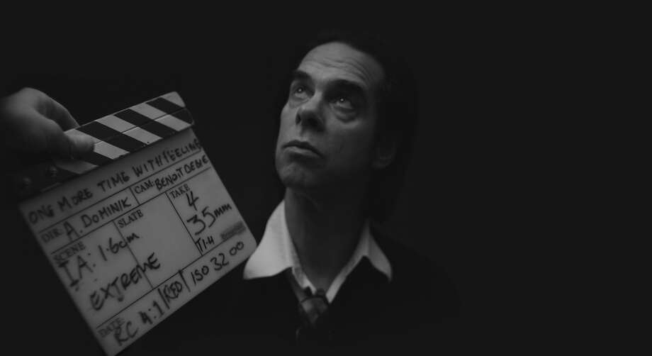 """Musician Nick Cave, who was featured in the recent documentary """"One More Time With Feeling,"""" will perform at Berkeley's Greek Theatre with the Bad Seeds. Photo: Alwin Kuchler"""