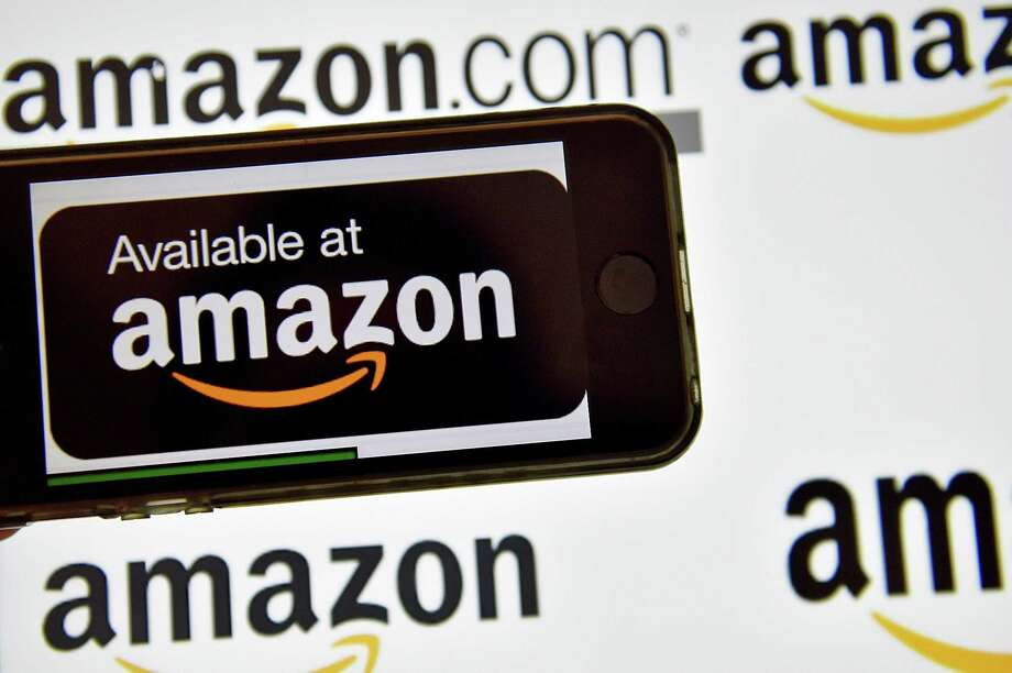 On July 12, some of the internet's biggest names, including Amazon, are expected to change their websites to raise awareness of the FCC effort, which is aimed at deregulating the telecom and cable industries. Photo: Getty Images File Photo / AFP or licensors