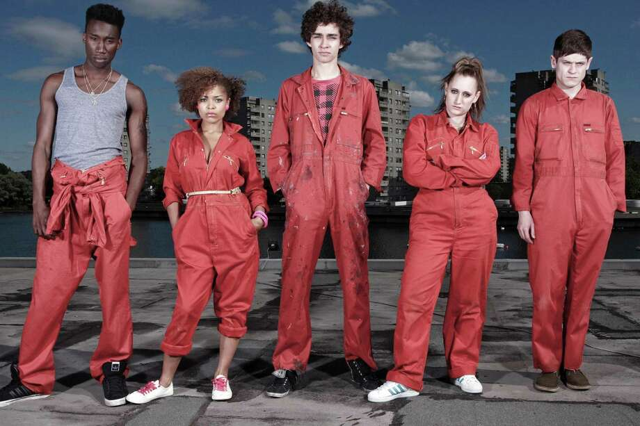 Misfits getting U.S. remake from Freeform, four leads cast