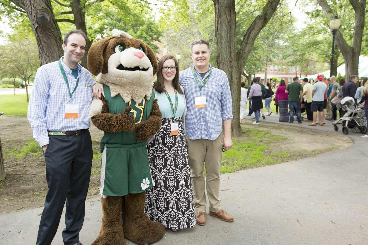 Were you Seen at Siena College's Reunion Weekend in Loudonville from June 2-4, 2017?