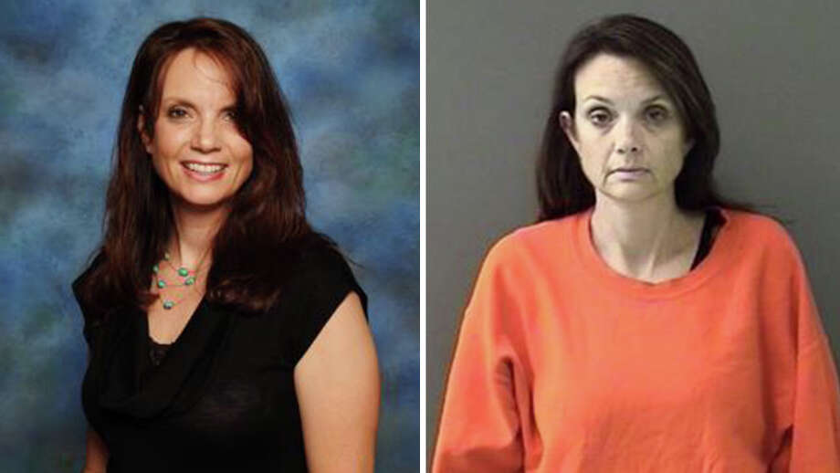 Former sixth grade Texas teacher charged with meth possession - San