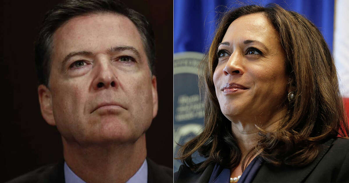 California Sen. Kamala Harris will get a blockbuster debut in the national spotlight Thursday when former FBI director James Comey testifies to Congress for the first time since being fired a month ago.