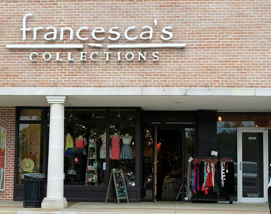 Francesca's plans to add up to 65 locations this year. About half of the specialty retailer's locations are in shopping malls. Photo: Karen Warren, Staff / © 2014 Houston Chronicle