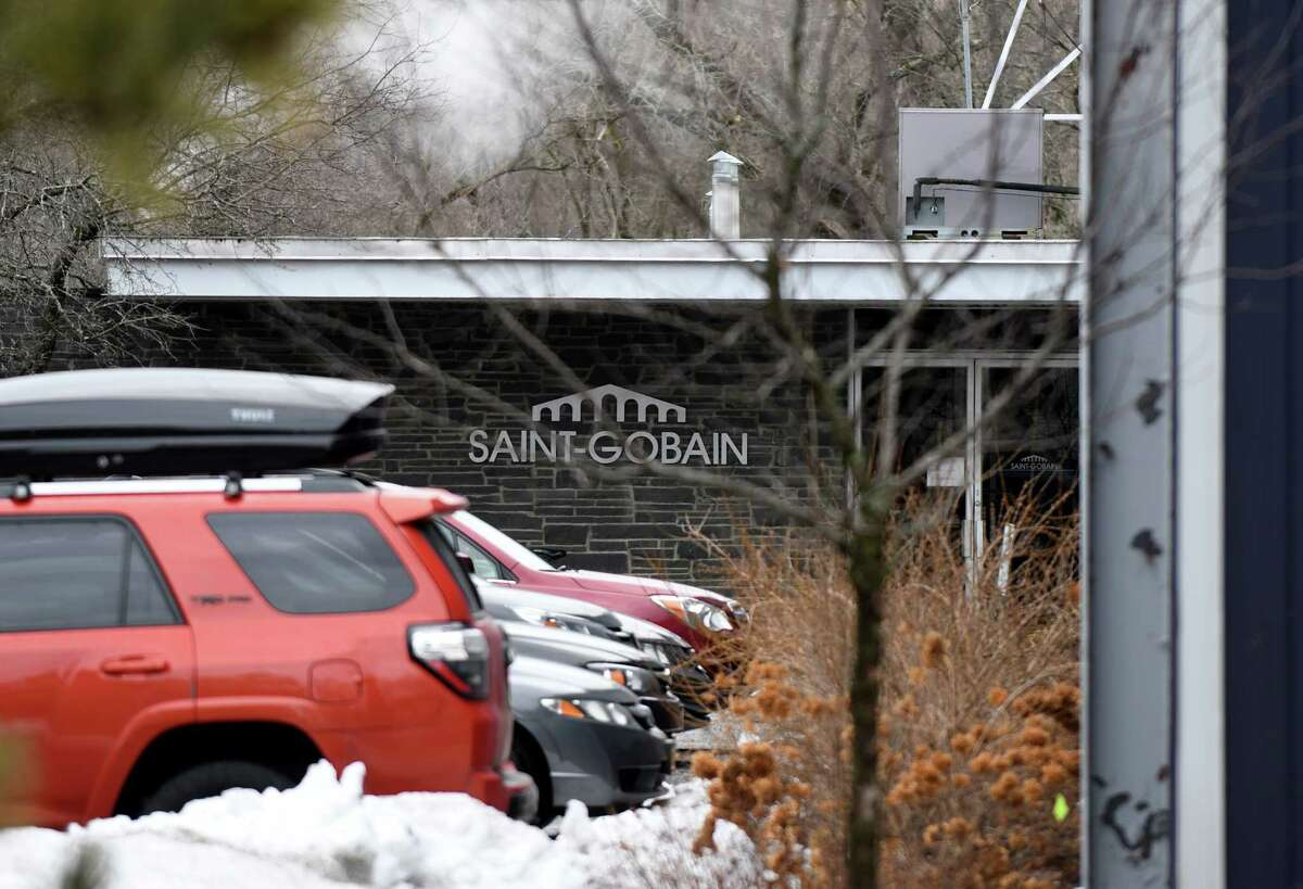 Saint-Gobain Performance Plastics on Wednesday, Jan. 4, 2017, in Hoosick Falls, N.Y. (Will Waldron/Times Union)