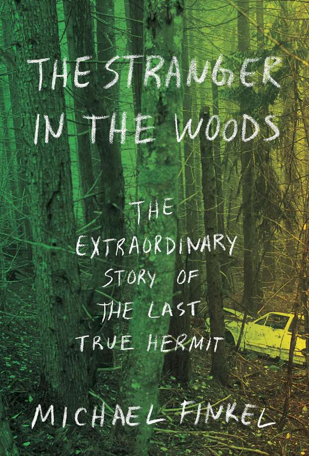 """The Stranger in the Woods"" Photo: Knopf"