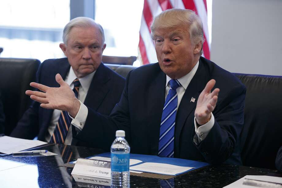 Trump lambastes AG Sessions for 'very unfair' Russian Federation probe recusal