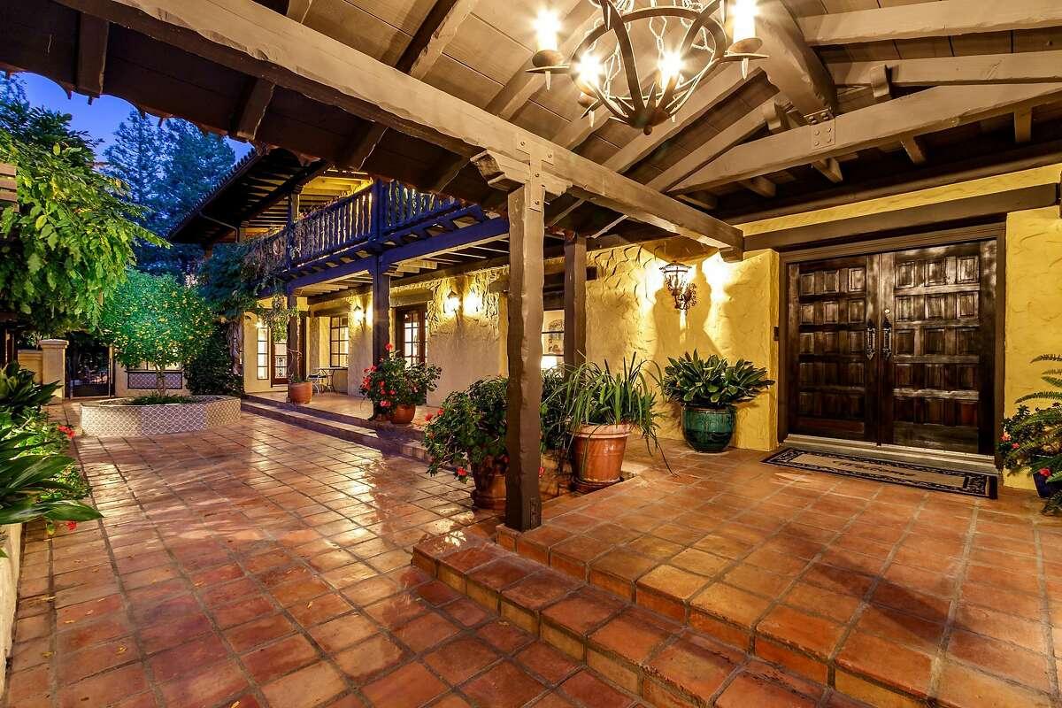 1180 Sebastian Lane is a five bedroom in Walnut Creek available for $2.399 million.