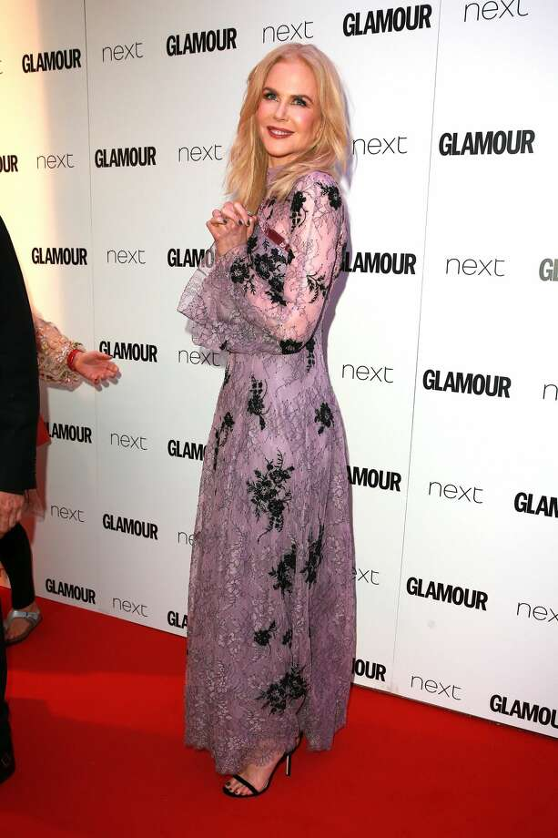 Nicole Kidman attends the Glamour Women of The Year awards 2017 at Berkeley Square Gardens on June 6, 2017 in London, England. Photo: Fred Duval/FilmMagic