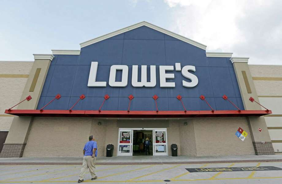 Lowe's is currently suing the Bexar County Appraisal District to cut its property values in half for 10 stores in the San Antonio area, which were valued between $80 and $85 per square foot in 2016. The appraisal district estimates those values would drop to roughly $30 a square foot if Lowe's prevails in its lawsuit. Photo: Alan Diaz /Associated Press / Copyright 2016 The Associated Press. All rights reserved. This material may not be published, broadcast, rewritten or redistribu