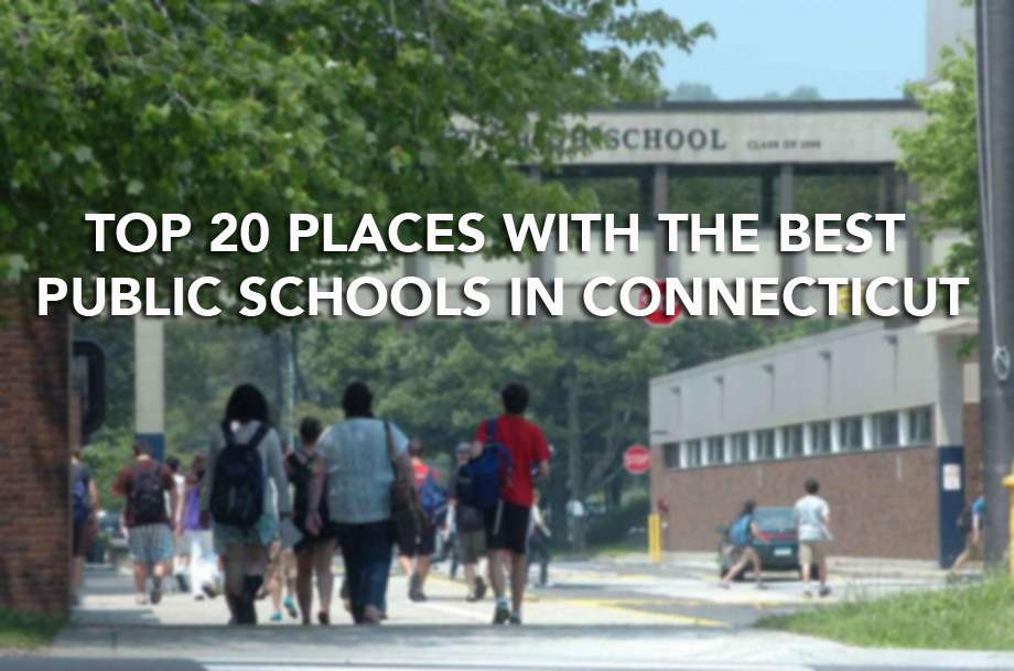 The top 20 places with the best public schools in for Famous public places