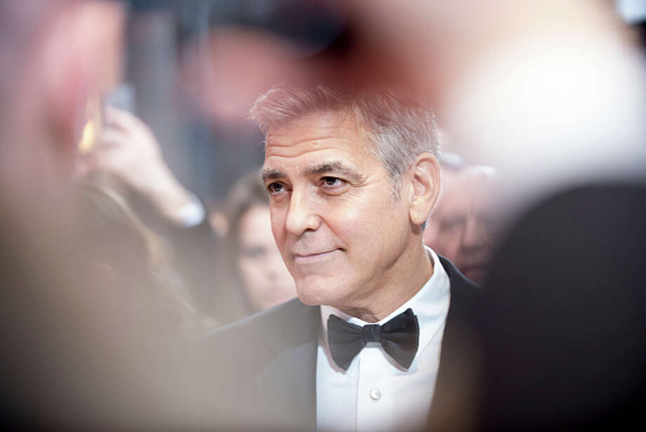 George Clooney is the newest member of the hot dads club.>>Check out the other fathers on the Hottest Celebrity Dads list... / 2017 Getty Images