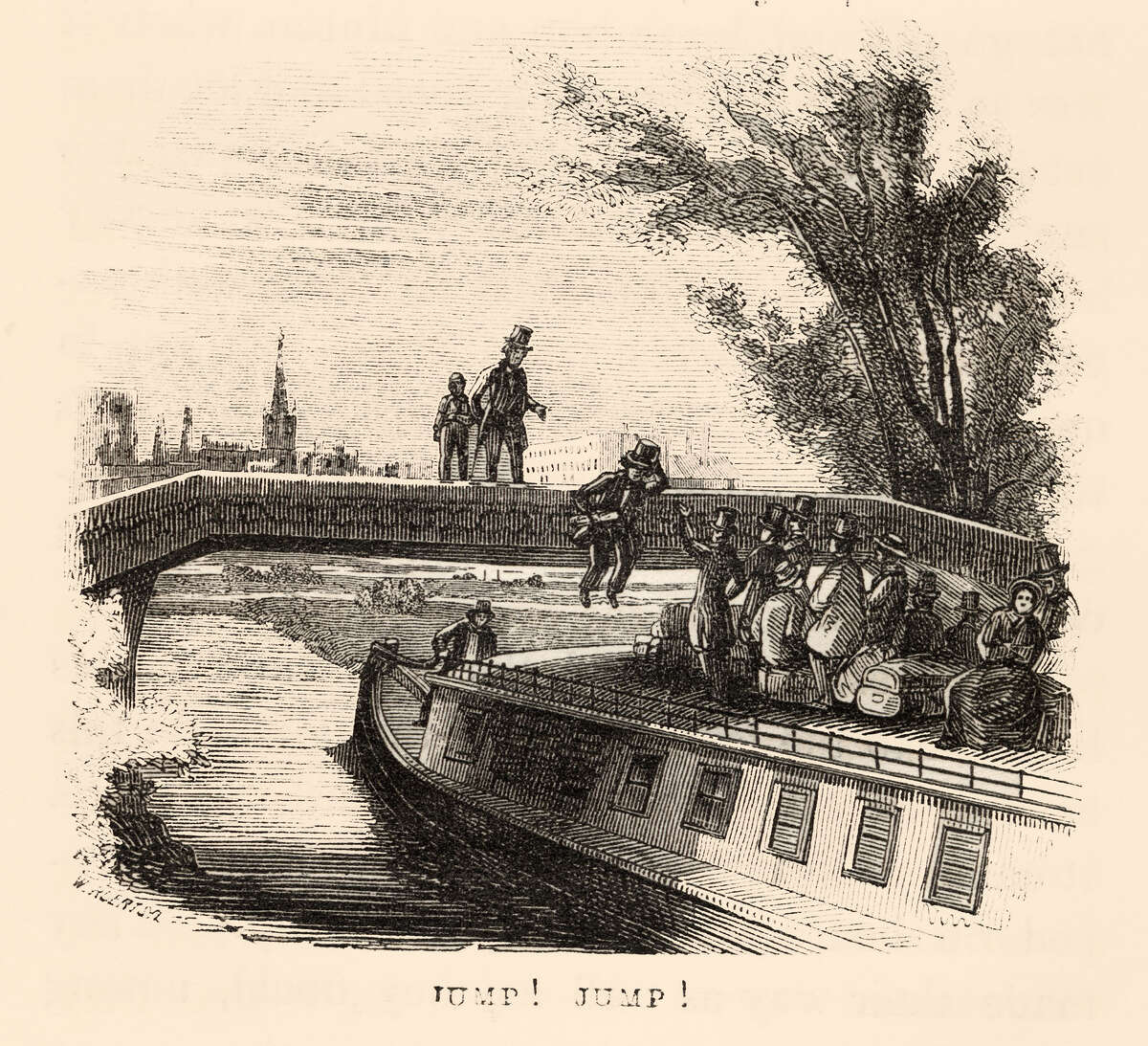 Keep clicking through the slideshow for a look at the Erie Canal through the years. Marco Pauls' Voyages and Travels: Erie Canal Jump Jump Jacob Abbott New York: Harper & Brothers 1852 Albany Institute of History & Art Library
