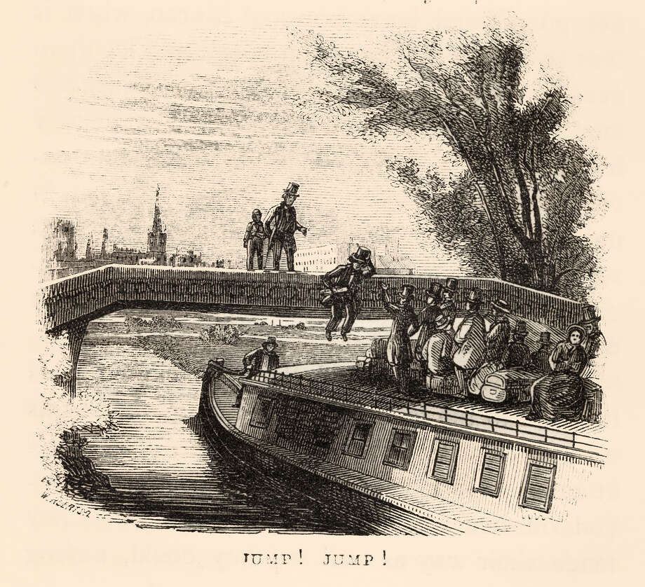 Keep clicking through the slideshow for a look at the Erie Canal through the years.Marco Pauls' Voyages and Travels: Erie Canal